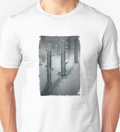 The Woods in Winter T-Shirt