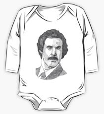 Ron Burgundy (Will Ferrell) One Piece - Long Sleeve