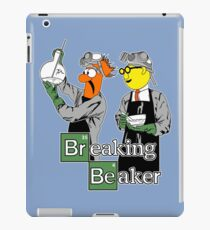 Breaking Beaker iPad Case/Skin