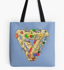 The Impossible Board Game Tote Bag