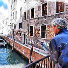 Draw me Venice, please by andreisky