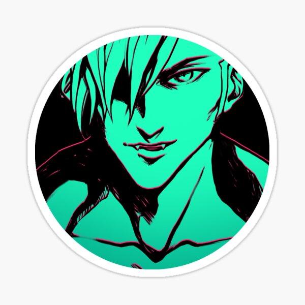 Green Joa Sticker