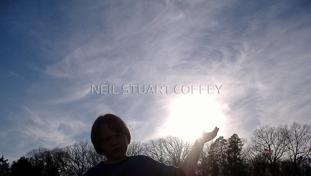 SUN IN THE HAND OF THE SON by NEIL STUART COFFEY