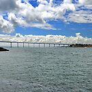 San Diego-Coronado Bridge by Bob Hortman