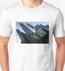 New York Curves and Skyscrapers T-Shirt