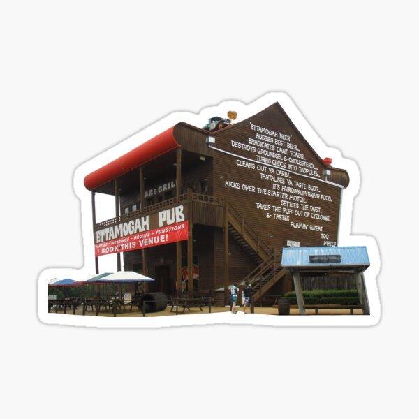 Ettamogah Pub Sticker