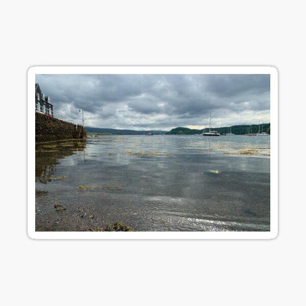 Tobermory, Isle of Mull Sticker