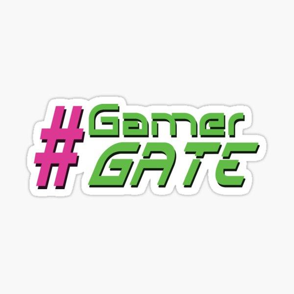 # GamerGate Sticker