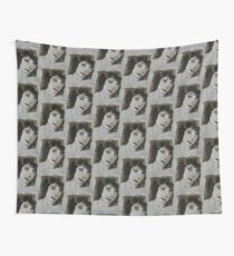 Punk girl Wall Tapestry