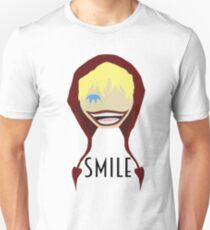 "Corazon Full Toothed ""Smile"" Unisex T-Shirt"