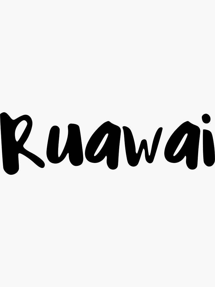 Ruawai by FTML