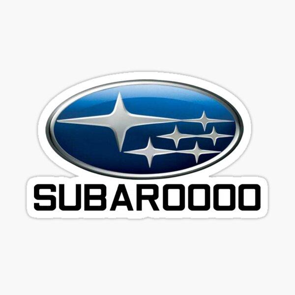 Subaru Stickers