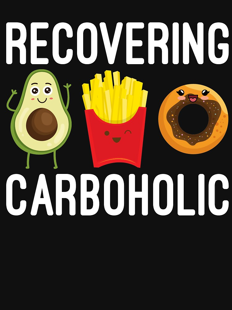 Recovering Carboholic by TrendJunky