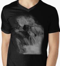 Flowing Men's V-Neck T-Shirt