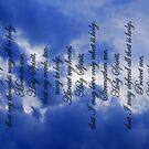 Prayer Holy Spirit by Sunshinesmile83