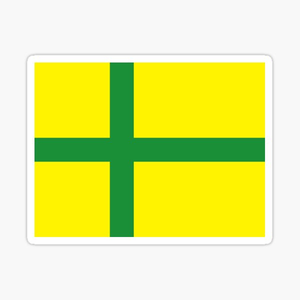 Flag Of Gotland Stickers Redbubble