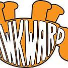 Awkward Turtle - ORANGE by Andrew Han