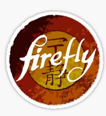 The One Season Only 'FIREFLY' Sticker