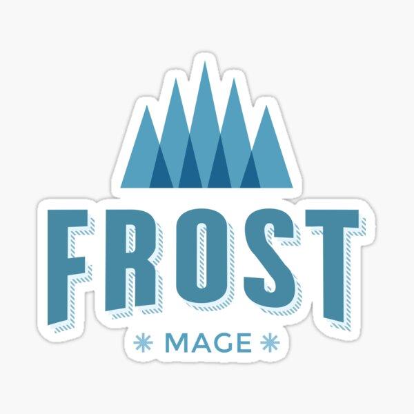 WoW Brand - Frost Mage Sticker