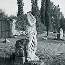 Headless statues, Rome by Maggie Hegarty