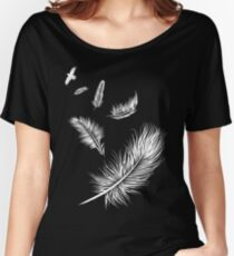Flying High Up Up Women's Relaxed Fit T-Shirt
