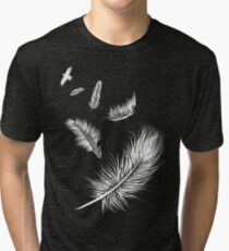 Flying High Up Up Tri-blend T-Shirt