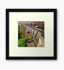 Telford Aqueduct Framed Print