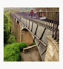 Telford Aqueduct Photographic Print
