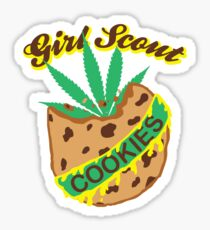 Girl Scout Cookies Sticker