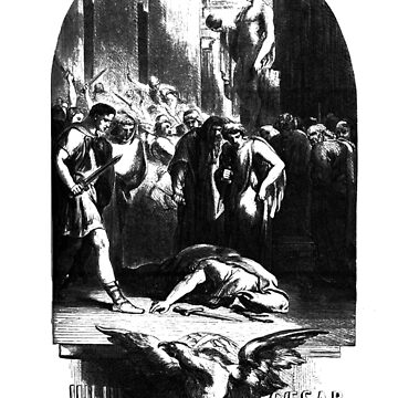 Julius Caesar William Shakespeare Front Page by buythebook86