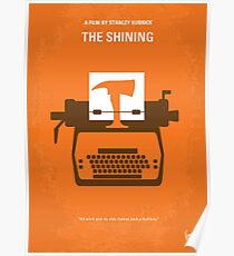 No094 Mein The Shining minimales Filmplakat Poster