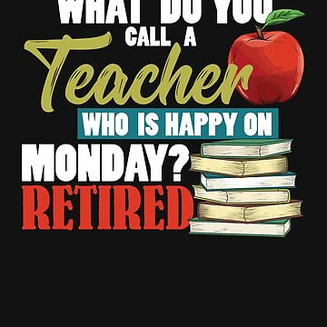 Teacher - teacher who is happy on Monday. by Britta75