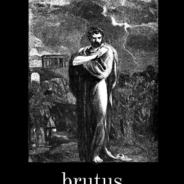 Julius Caesar William Shakespeare Brutus by buythebook86