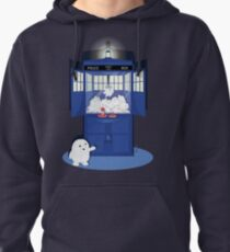 Adipose Claw Machine  Pullover Hoodie