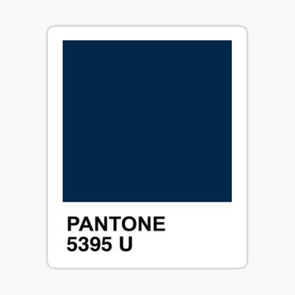 Indigo Blue  Sticker