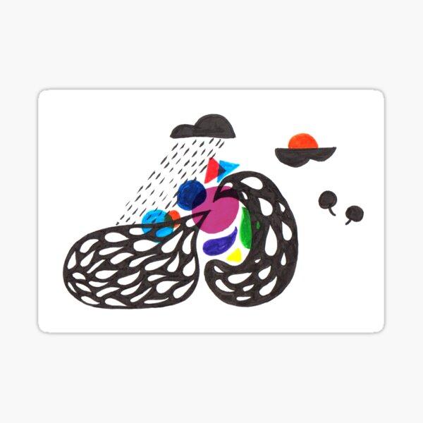 FabriqueApluie Sticker