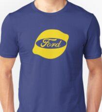 Ford Lemon Car or Truck - Yellow Unisex T-Shirt