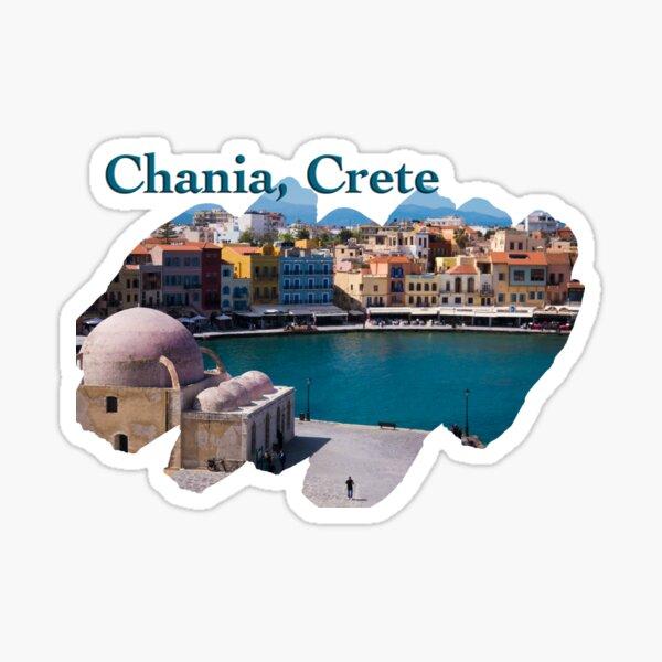 Chania, Crete: Venetian Harbor Sticker