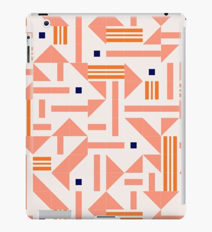 Random Tiles #redbubble #pattern iPad Case/Skin