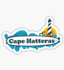 Kap Hatteras - OBX. Sticker