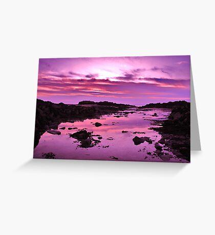Skerries View Greeting Card