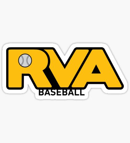 RVA VCU Baseball Sticker