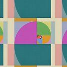 Fibonacci Square by BigFatArts