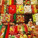 Sweet shop by LAURANCE RICHARDSON