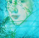 Inspiration is Blue by Gerijuliaj