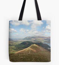 Derwentwater from Catbells Tote Bag