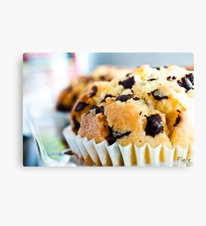 Muffin top? Don't mind if I do... Canvas Print