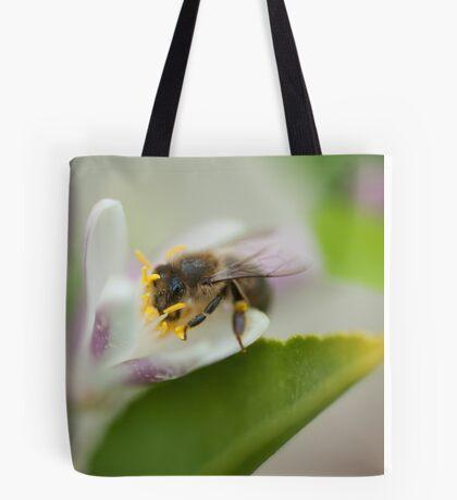 Bee Beautiful Tote Bag