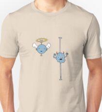 The Data of Good & Evil! Unisex T-Shirt