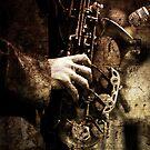 The Musician by Caroline Gorka